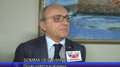 Photo of Somma Vesuviana – Piccolo conferma le dimissioni