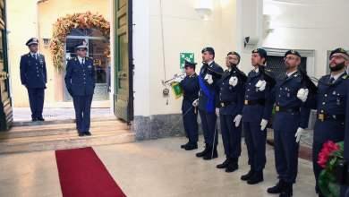 Photo of Salerno – Visita del Generale Carrarini al Comando Provinciale