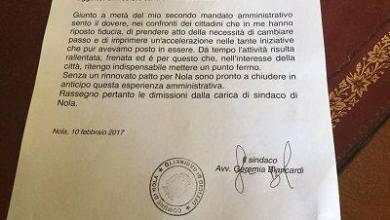 Photo of Nola – Dimissioni Biancardi: ancora ombre e dubbi sul futuro dell'amministrazione