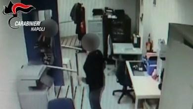 Photo of Furto in posta a Marigliano – Presi i 3 malviventi