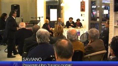 """Photo of Saviano – Presentato """"Il ricamo mortale"""""""