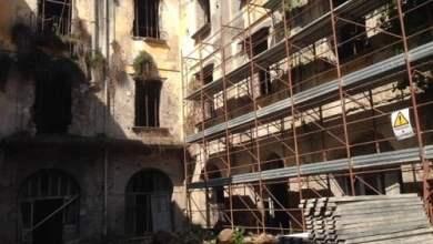 Photo of Marigliano – Palazzo Verna: iniziati i lavori