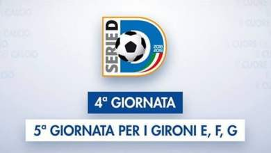 Photo of Serie D – Girone H, quarta giornata: super-sfida tra Cerignola e Taranto