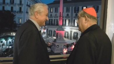 Photo of Napoli – Il Cardinale Sepe benedice la nuova sede dell'Ordine degli Ingegneri