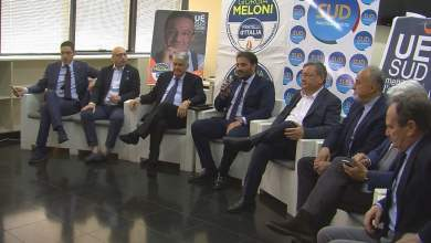 Photo of Napoli – Elezioni Europee: Ronghi candidato con Fdi
