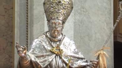 Photo of Nola, Festa San Paolino – Pontificale del Vescovo Marino