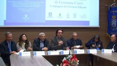 """Photo of Cimitile – """"60 di Giornalismo nelle prefazioni ai libri di Ermanno Corsi"""""""