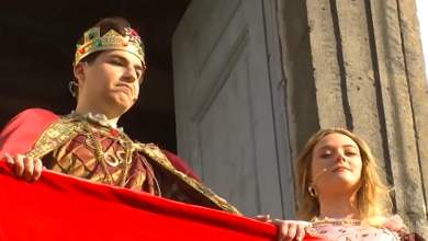 Photo of Palma Campania – Il Corteo storico apre al Carnevale Palmese