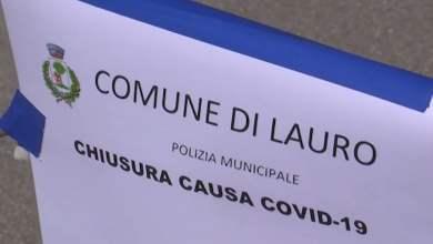 Photo of Lauro – Città blindata : chiusi gli accessi