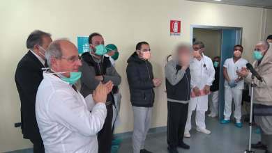 Photo of Covid Hospital Boscotrecase – dimessi i primi 9 pazienti guariti
