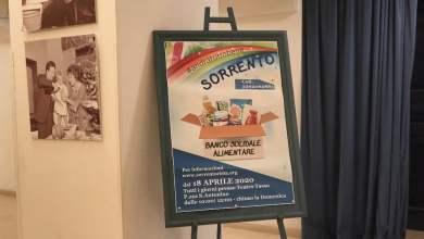 """Photo of Sorrento – Il banco alimentare """"a teatro"""""""