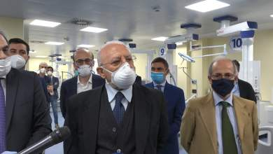 Photo of Boscotrecase – Inaugurata la nuova terapia intensiva del Covid Hospital