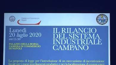 "Photo of Napoli, ""Il rilancio del sistema industriale campano"": Focus alla Camera di Commercio"