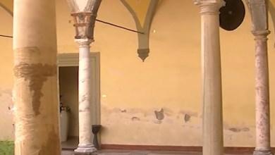Photo of Marigliano, Chiostro Santuario Madonna della Speranza – Al via i lavori