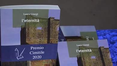 "Photo of Cimitile, Laura Giorgi presenta ""L'Eternità"""