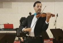 Photo of L'intervista – Angelo Casoria, un violino che canta la melodia del Creato