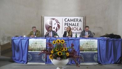Photo of Cimitile, Penalisti d'Onore – Riconoscimento al Pres. Caiazza