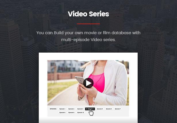 VideoPro - Video WordPress Theme - 15