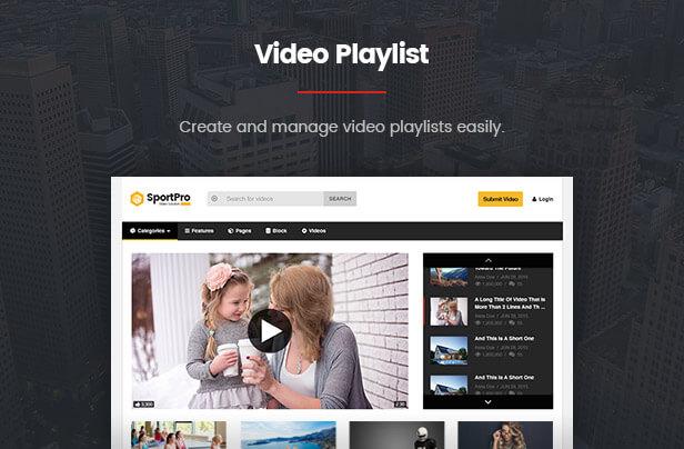 VideoPro - Video WordPress Theme - 16