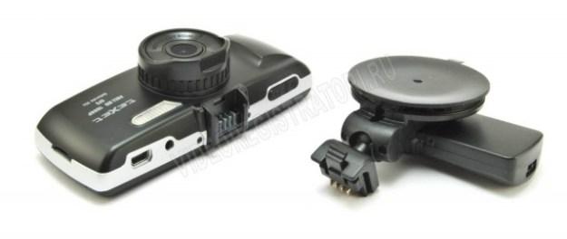 Видеорегистратор Texet DVR-5GP Обзор