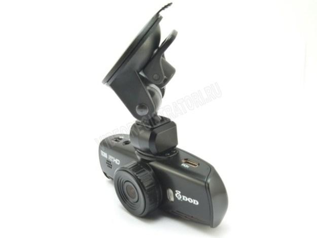 Видеорегистратор DOD TG300 - Отзывы