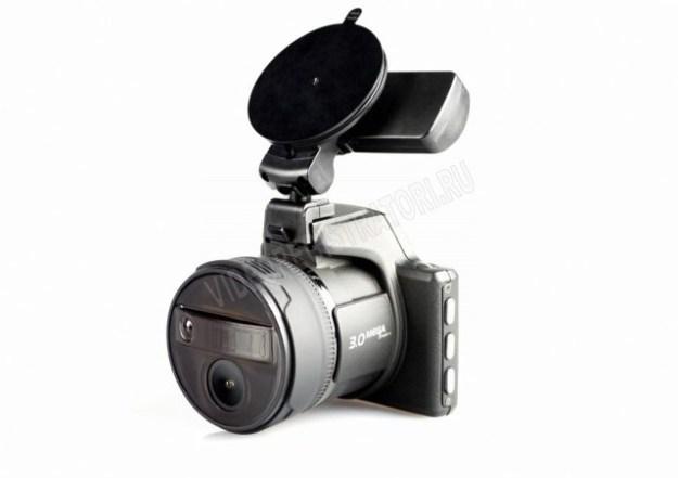 ООбзор видеорегистратора Trendvision Combo. Внешний вид