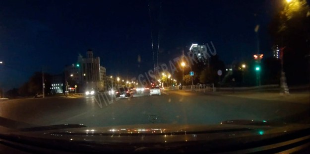 ACV GX5000 съемка ночью