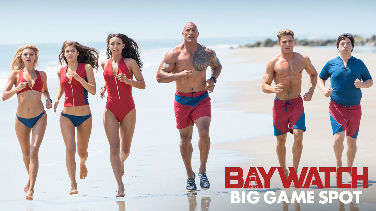 Baywatch 2017 Movie Trailer – Zac Efron – Dwayne Johnson