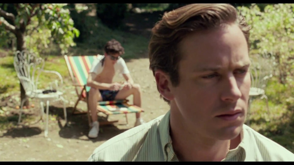 Call Me By Your Name (2017) - Official Movie Trailer