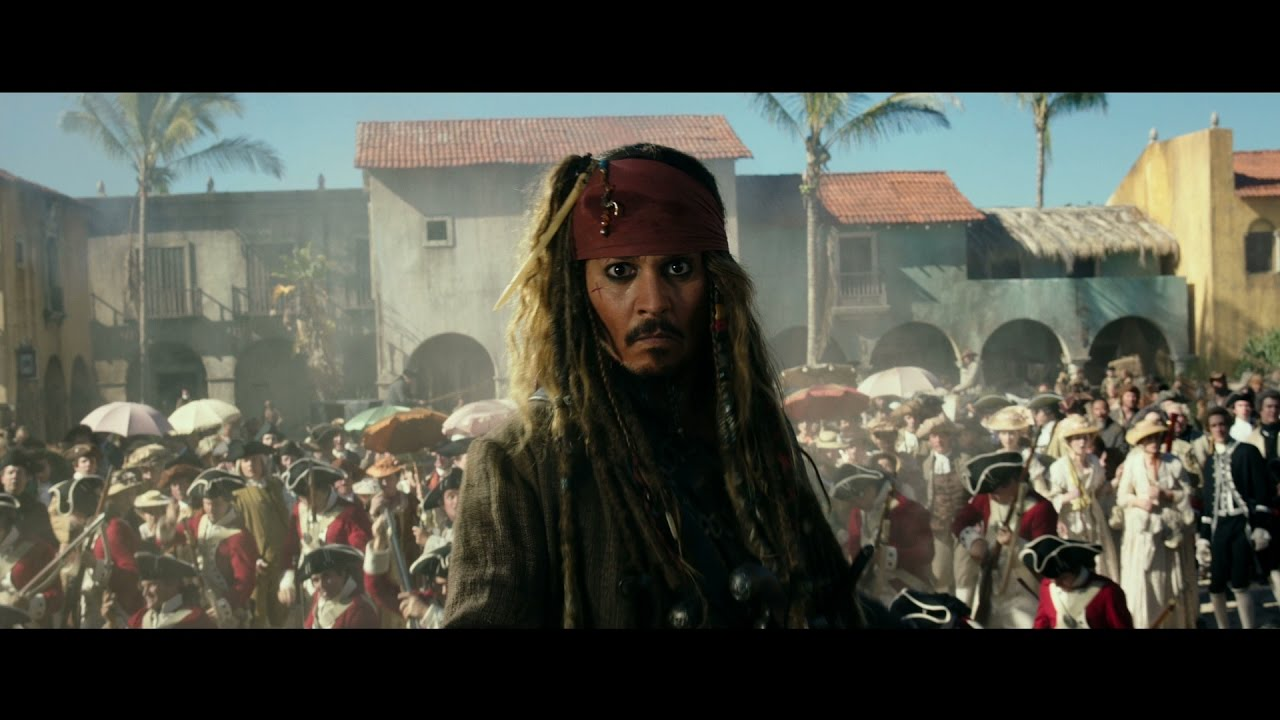 EXCLUSIVE! 'Pirates of the Caribbean: Dead Men Tell No Tales' Movie Trailer NEW