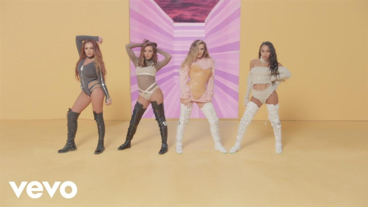 Little Mix - Touch - Official Video