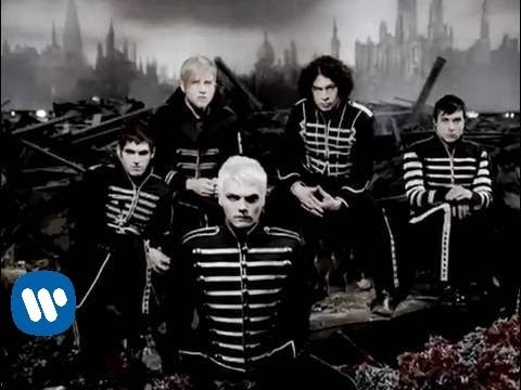 My Chemical Romance - Welcome To The Black Parade - Music Video