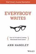 brightedge list of marketing books #12 everybody writes
