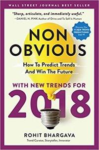 brightege list of marketing books #14 non-obvious