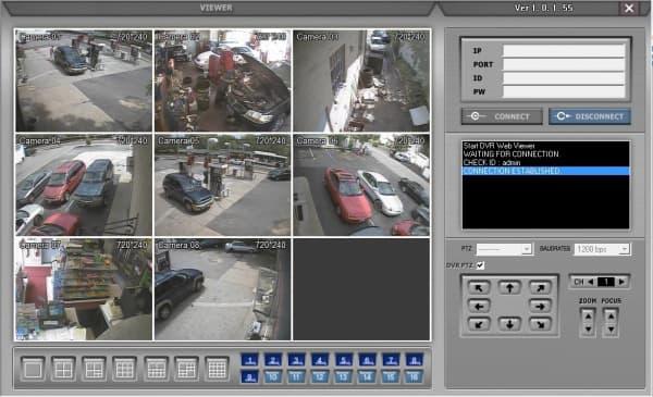 Channel System 16 Surveillance
