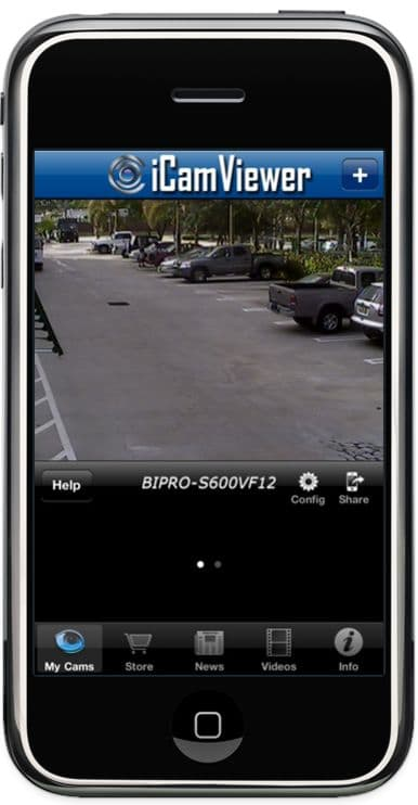 3g Wireless Security Remote Camera