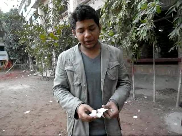 Young voter lamenting over not being able to vote. Shahidul Alam