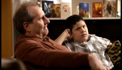 Modern Family – Jay crying