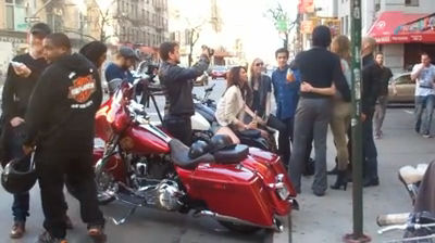 Harley-Davidson, The Story Behind the Video