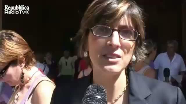 Giulia Bongiorno per Repubblica