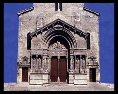 Arles Saint-Trophime