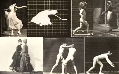 Eadweard Muybridge Stop-Motion Animation