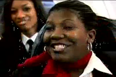 The phenomenal Women of Delta Airlines RED TAILS 2011