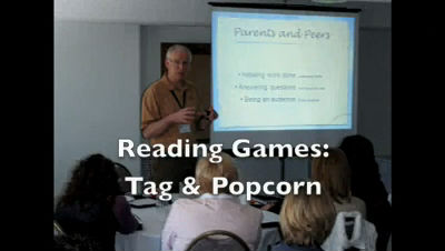 Reading Games: Tag and Popcorn