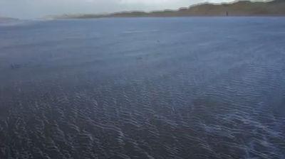 Sea Foam & High Winds at Rhossili (2)