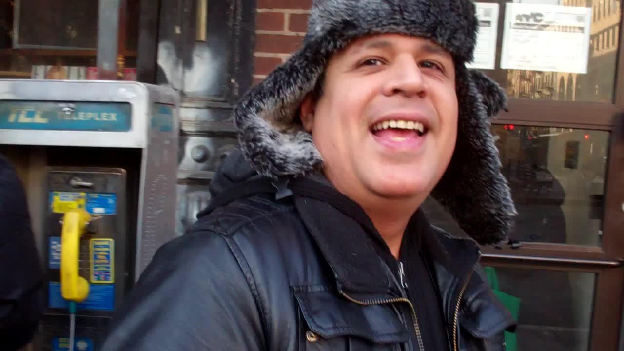 "Oscar Sanchez, ""The HipHop Stockbroker"""