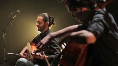 Adnan Joubran LA DANSE DE LA VEUVE [live]