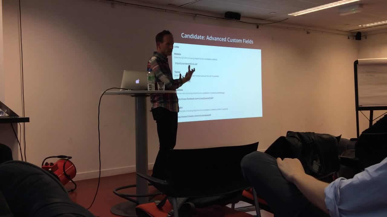 """Simon Dickson, Code for the People, Director, """"Seeing your content as WordPress sees it."""""""