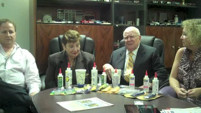 CHA Blog Video Exclusive: Beacon Adhesives