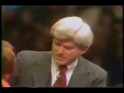 Ayn Rand Educates Phil Donahue on Free Market Economics(ipad)
